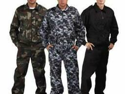 Пошив военно-полевых костюмов, тактической формы