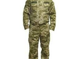 Пошив военной и охранной формы
