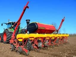 Посів з 10% економією насіння