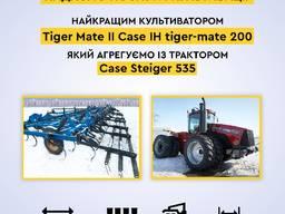 Послуги культивації культиватором Tiger Mate II