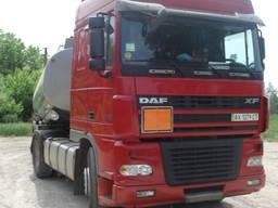 Послуги з перевезення нафтопродуктів