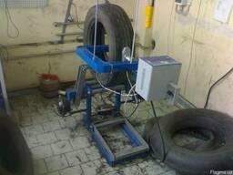 Пост для ремонта шин