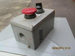 Пост кнопочный ПКУ-15-21.121-54У2 ~660В -440В 10А