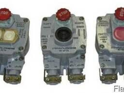Пост взрывозащищенный кнопочный ПВК-24 ХЛ1