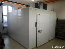 Поставка холодильных камер и складов для хранения филе