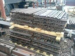 Поставка на предприятия комплектующих верхнего строения пути