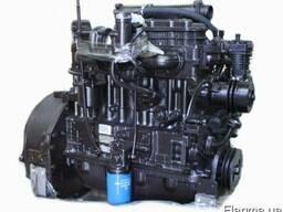 Поставки новых тракторных двигателей Д-245С