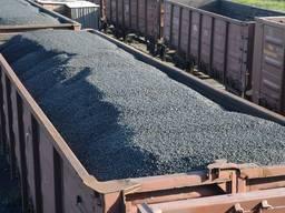 Поставки угля предприятиям и комунальным службам