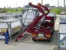 Поставляем полуприцепы контейнеровозы-манипуляторы