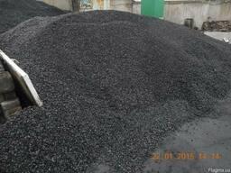 Поставляем уголь концентрат, фр. 15-100, без породы и пыли.