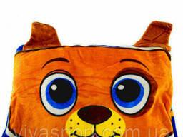 Постельное белье-мешок на застежке Zippy Sack, щенок