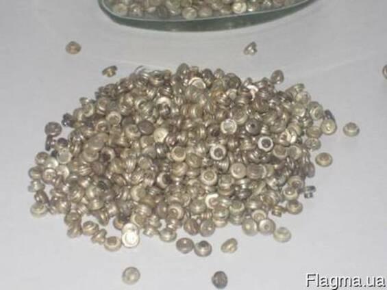 Постоянно и в любом количестве техническое серебро
