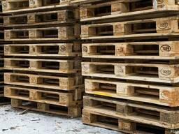 Постоянно покупаем деревянные поддоны по выгодной цене