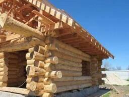 Построим дом-сруб