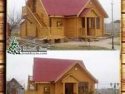 Построить деревянный дом в Крыму