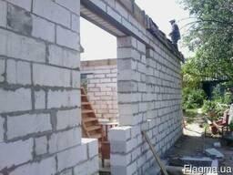 Постройка зданий с любого камня