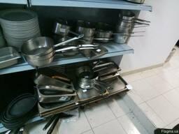 Посуда гастроемкости бу для кафе столовой - фото 2