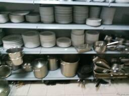 Посуда гастроемкости бу для кафе столовой - фото 4