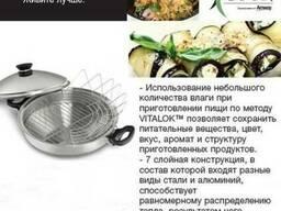 Посуда iCook компании AMWAY