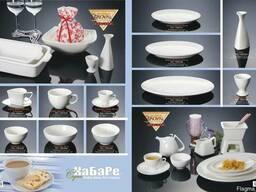 Посуда для кафе баров, ресторанов