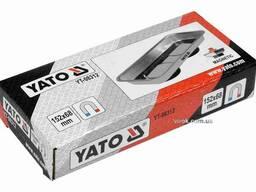 Посудина прямокутна з магнітним дном з нержавіючої сталі YATO 152 х 68 х 16 мм