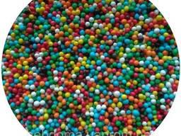 Посыпка сахарная Нонпарель разноцветная
