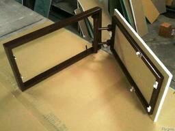 Потайной ревизионный люк невидимка под плитку