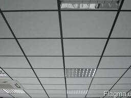 Потолки подвесные АМФ
