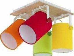 Потолочная люстра цветные плафоны TK lighting 1914 Relax. ..