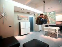 Потолочный моторизированный лифт для ТВ MAIOr flip 900R