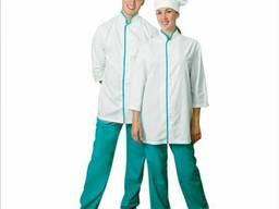 Поварская одежда, пошив под заказ