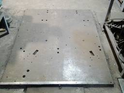 Поверочный, сварочный, сборочный стол 1540×1200×30мм.