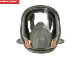 Повнолицьова маска 3М 6900 без фільтрів, великого розміру
