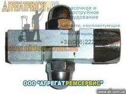 Поворотный механизм для удочки (удлинителя) аппарата вагнер