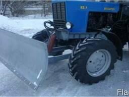 Поворотный отвал для трактора МТЗ 80, МТЗ-82