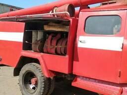 Пожарная машина АЦ 30(Газ 53) - фото 6