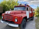 Машина пожарная Зил 130 - фото 3