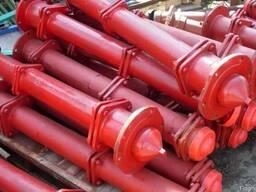 Пожарный гидрант подземный высота 0.5м. Ду125 мм цена со скл