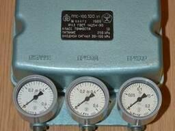 Позиционер пневматический ППС-100