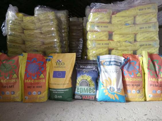 """ПП """"Гермес Агро ЮГ""""реалізує:насіння соняшника і кукурудзи"""