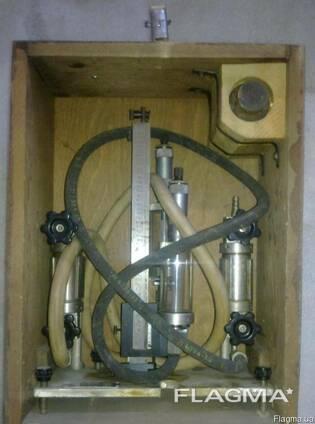ППР-2 жидкостной мановакуумметр (прибор Петрова)