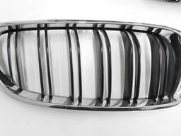 Правая часть хромированной решетки радиатора для BMW M4 F82