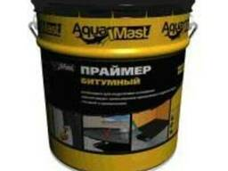 Праймер битумный АкваМаст (готовый) 18 л опт цена