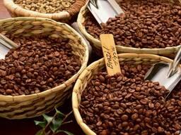 Зерновой кофе весовой (купаж, Бразилия, Индонезия) опт/розн