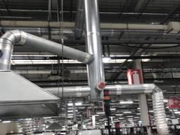 Предлагаем продажу , монтаж систем вентиляции и кондиционирование помещений разного типа .