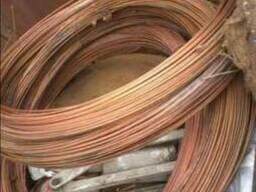 Предлагаем проволоку сталемедную БСМ 1 диам 3мм 4мм и 6мм
