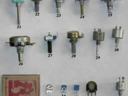 резистори сп3 сп4