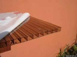 Предлагаем сотовый поликарбонат специально для теплиц.