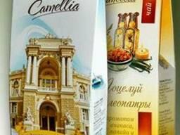 Предлагаем услуги брендирования чайной продукции логотипом и