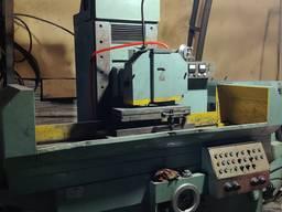 Предлагаем в Днепре шлифовку ножей гильотинных и др плоскостей на новом станке 3Л722 точно